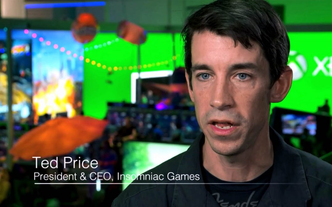 Kind words and insight from Ted Price on our Spyro 2 feature